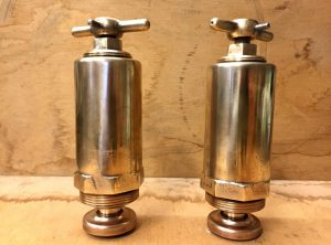 Displacement Lubricators, Pair