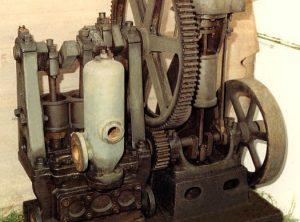 D. MAGGS  (pred. HINDLEY)  3 Ram Steam Driven Water Pump, 5″ x 6″