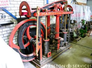 MARIETTA 'Doktor' Beam Engine