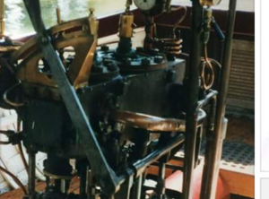 Gunboat Marine Engine and Boiler