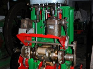 TWIN CYLINDER Marine Steam Engine