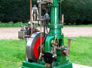 "Single Cylinder Steam Engine 1¾"" x 2¾"""