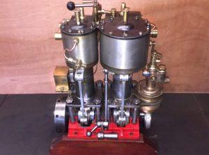 Compound Marine Engine