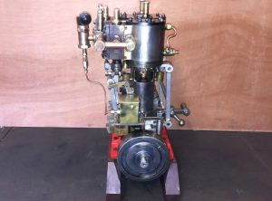 Compound Marine Engine