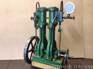 Duplex Marine Engine