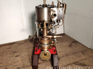 Stuart Compound Marine Engine
