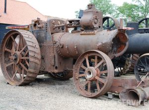 MARSHALL 6 NHP Traction Engine