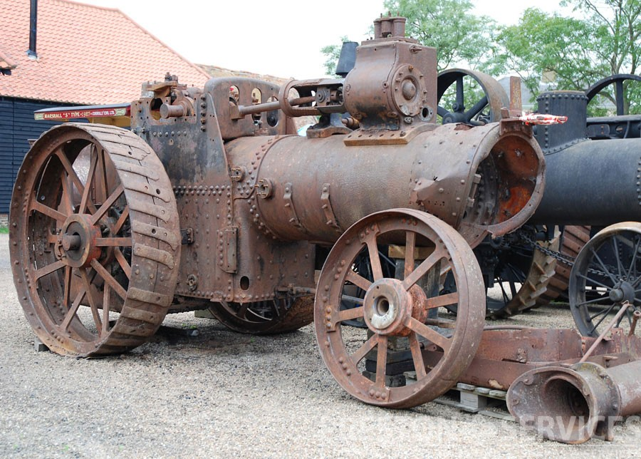 Steam Traction Engines For Sale In Usa.html | Autos Weblog