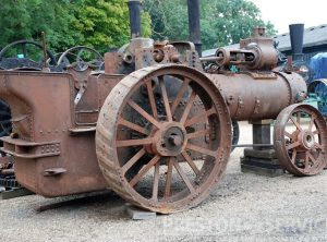 MARSHALL 6 NHP Traction Engine