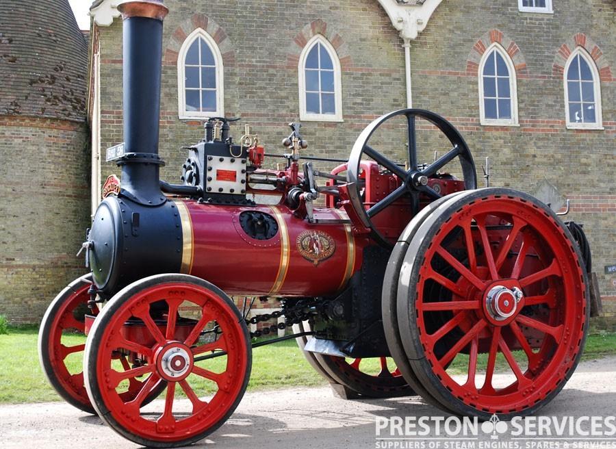 Marshall Hp Te Brigadier on Hp Steam Engine