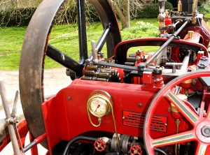 MARSHALL 8 NHP Traction Engine
