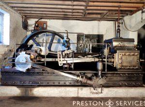 MARSHALL Horizontal Factory Engine