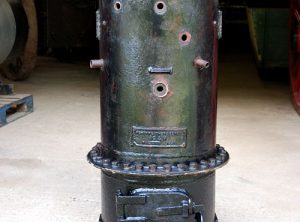 Stationary Boilers