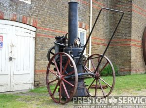 MERRYWEATHER Estate Type Steam Fire Pump