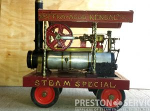 4 Inch Scale Electric Light Engine