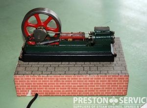 Miniature Stationary Engines & Steam Plants
