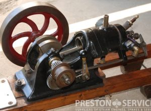 Early I.C. Workshop Engine