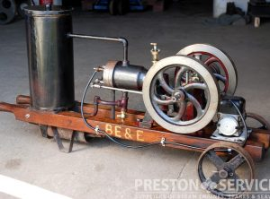 British Engineering & Electrical Company I.C. Workshop Engine