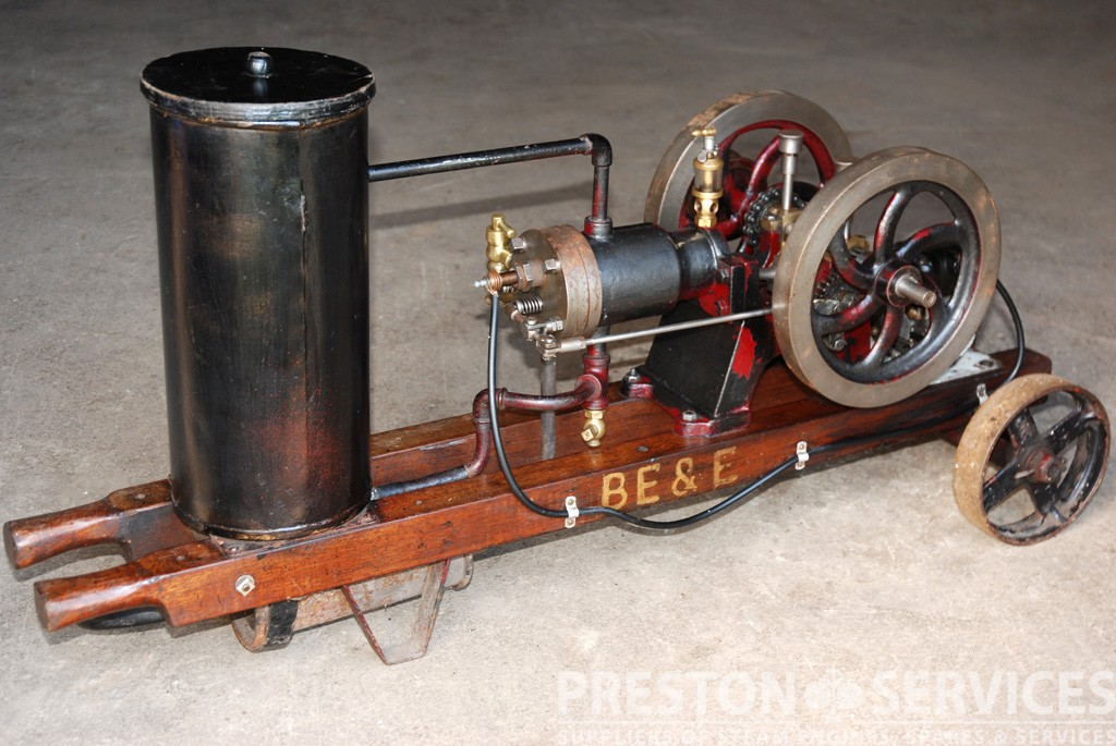 Miniature oil engine preston services for Stationary motors for sale