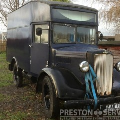 MORRIS 1947 Commercial Van