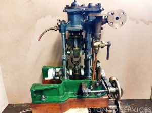 MUMFORD Ciculating Pump Marine Engine
