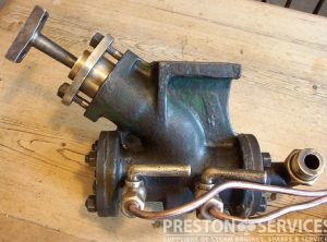 Traction Engine Type Boiler Feed Pump