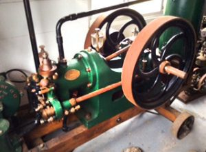 NATIONAL Gas Engine
