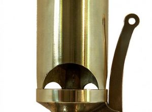 15″ South African Railways Pattern 3 Note Chime Whistles – No.12