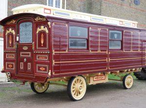 ORTON & SPOONER 20 Ft Living Van