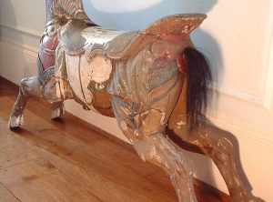 ORTON & SPOONER Galloper Horse