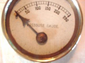 Pressure Gauge 2.75″ Diameter