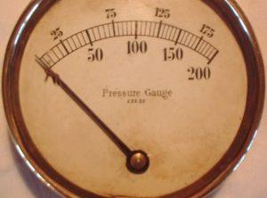 5″ Diameter Pressure Gauge