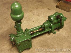 A.S. CAMERON  'MOORES' Type Horizontal Boiler Feed Pump