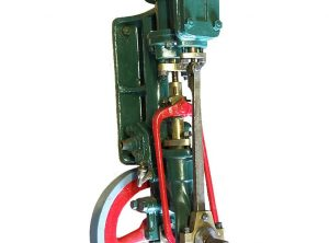 F. PEARN Vertical 'Banjo' Type  Rotative Boiler Feed Pump