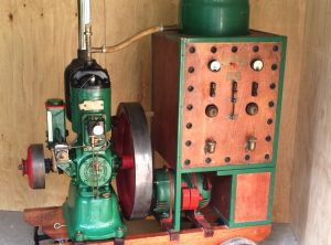 PETTER Oil Engine Generator Set