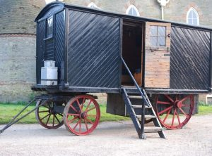 Trailers, Living Vans & Water Carts