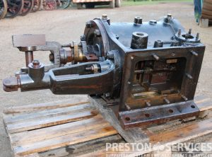 RANSOMES, SIMS & JEFFERIES Portable Engine Cylinder Block
