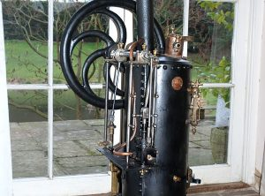 RADIGUET Workshop Steam Engine, c1880