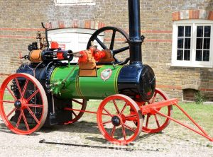 RANSOMES 2½ NHP Portable Steam Engine