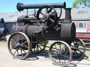 RANSOMES, SIMS & JEFFERIES 6 NHP Portable Steam Engine