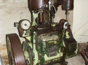 READER 4 NHP Enclosed Generator Engine