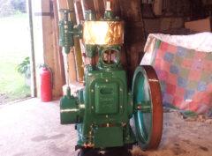 READER 8-10 NHP Enclosed Engine