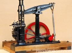 Reversible Beam Engine
