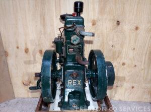 REX Diesel Engine