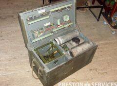 'RICARDO' (ALCO) Military Radio Battery Charging Set