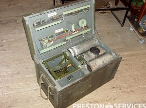 'RICARDO' (ALCO) Military Radio Battery Charging Set