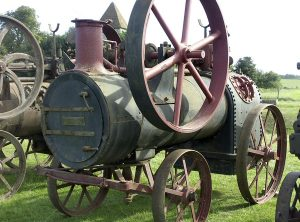 ROBEY 4 NHP Portable Steam Engine