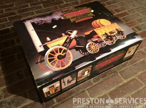 "HORNBY ""Stephensons Rocket"" Train Set"