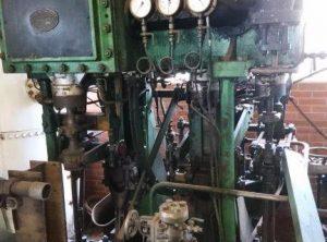 ROWHEDGE IRONWORKS Marine Engine