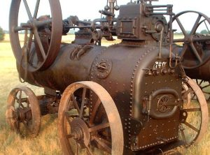 RUSTON PROCTOR 5 NHP Portable Steam Engine